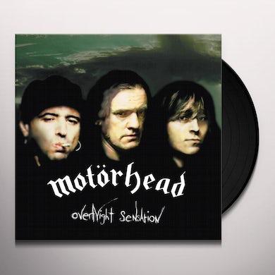 Motorhead Overnight Sensation Vinyl Record