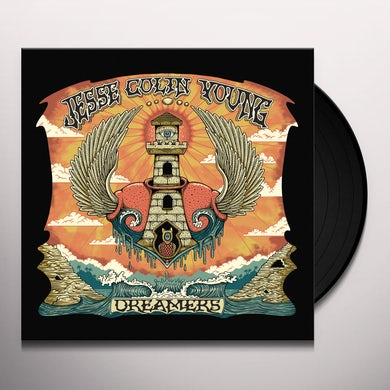Jesse Colin Young Dreamers Vinyl Record