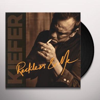 Kiefer Sutherland Reckless & Me Vinyl Record