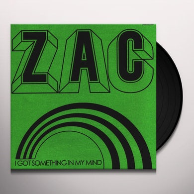 Zac Something in my mind  lp Vinyl Record