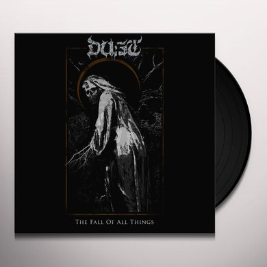 Dust Fall of all things (clear) Vinyl Record