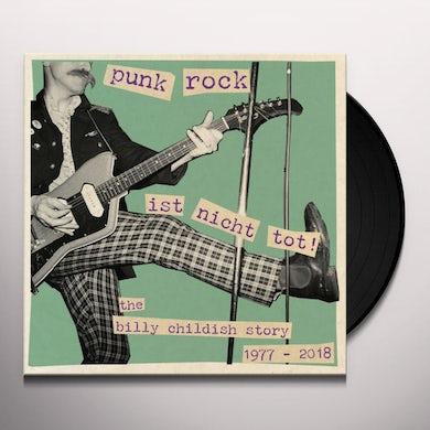 Billy Childish Punk Rock Ist Nicht Tot Vinyl Record