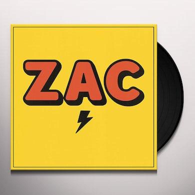 Zac Vinyl Record