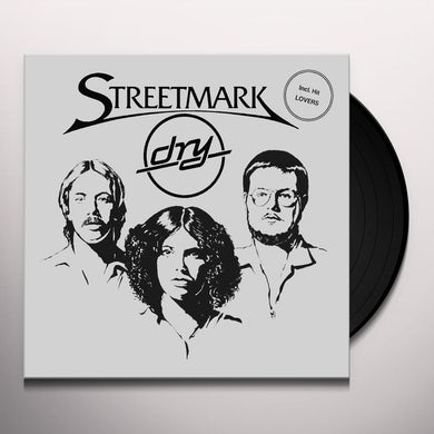 Streetmark Dry Vinyl Record