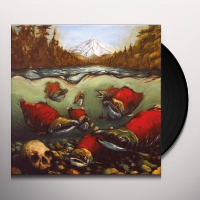 Alda Tahoma Vinyl Record