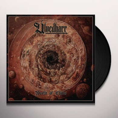 Ulvedharr World Of Chaos Vinyl Record