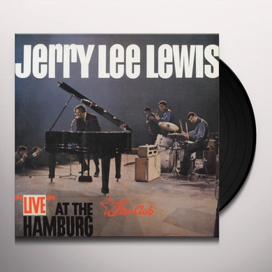Live At The Star-Club Hamburg Vinyl Record