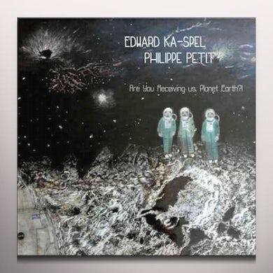 Edward Ka-Spel Are You Receiving Us, Planet Earth!? Vinyl Record