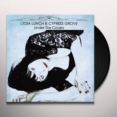 Lydia Lunch Under the Covers Vinyl Record