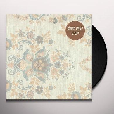 Vanna Inget Utopi Vinyl Record