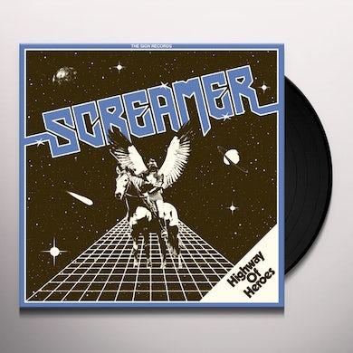 Screamer Highway of heroes Vinyl Record