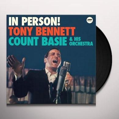 In Person! Vinyl Record