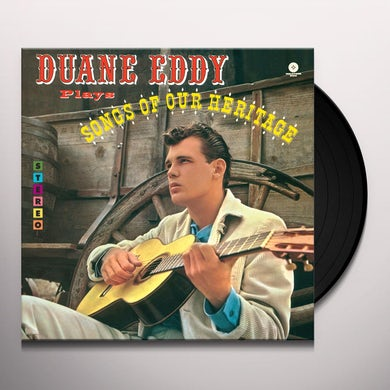Duane Eddy Songs of Our Heritage Vinyl Record