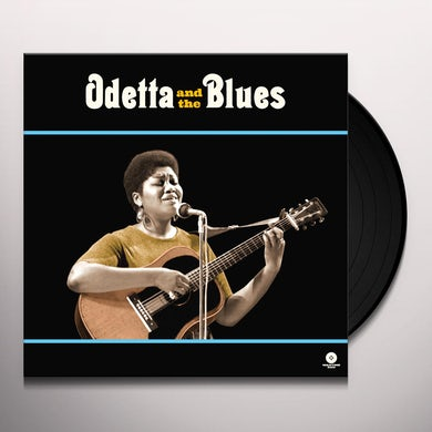 Odetta and the Blues Vinyl Record