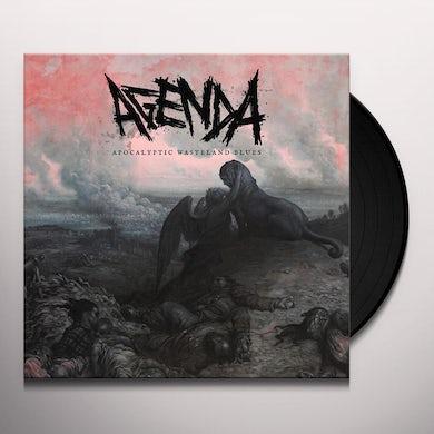 Agenda Apocalyptic wasteland blues lp Vinyl Record
