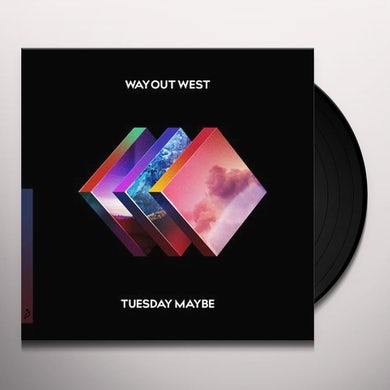 Way Out West Tuesday maybe (deluxe signed 3x12 ) Vinyl Record