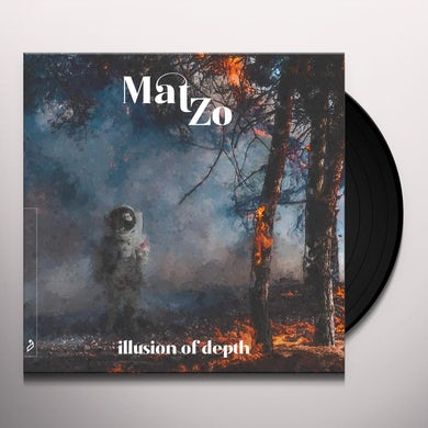 Mat Zo Illusion Of Depth Vinyl Record