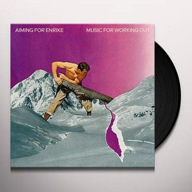 Aiming for Enrike Music for working out Vinyl Record