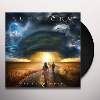 Sunstorm The road to hell Vinyl Record