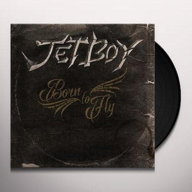 Jetboy Born To Fly Vinyl Record