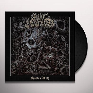 Gods Forsaken In A Pitch Black Grave Vinyl Record