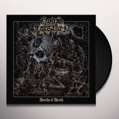 Gods Forsaken Smells Of Death Vinyl Record