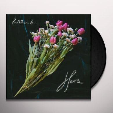 Invitation to her's Vinyl Record
