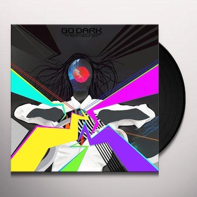 Go Dark Neon Young Vinyl Record