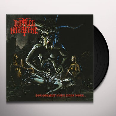 Impaled Nazarene Tol cormpt norz norz norz Vinyl Record