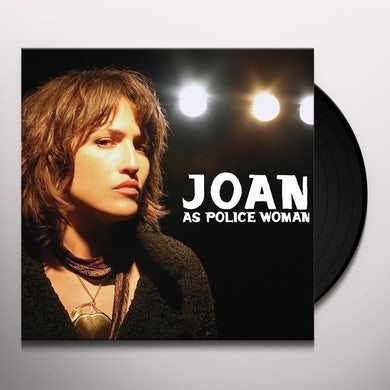 Joan As Police Woman & Benjamin Lazar Davis Real Life Vinyl Record