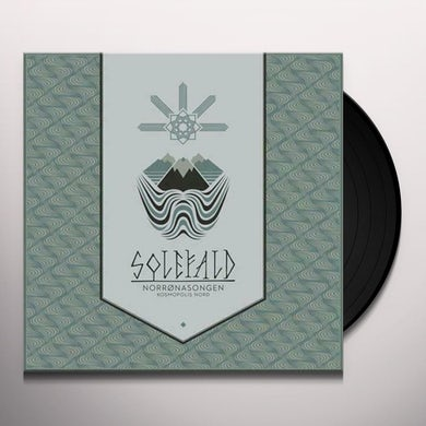 Solefald Norronasongen kosmopolis nord Vinyl Record