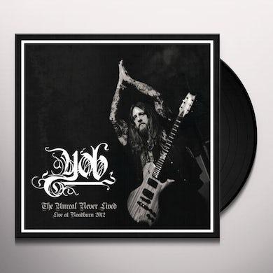 Yob Unreal Never Lived. Live At Roadburn 2012 Vinyl Record