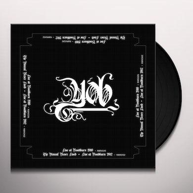 Yob Live At Roadburn Box Vinyl Record