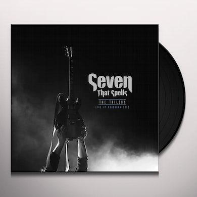 Seven That Spells The Trilogy (Live At Roadburn 2019) Vinyl Record