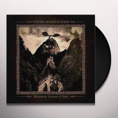 Vetus Supulcrum Windswept Canyons Of Thule Vinyl Record