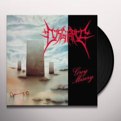Disgrace Grey Misery: The Death Metal Years Vinyl Record