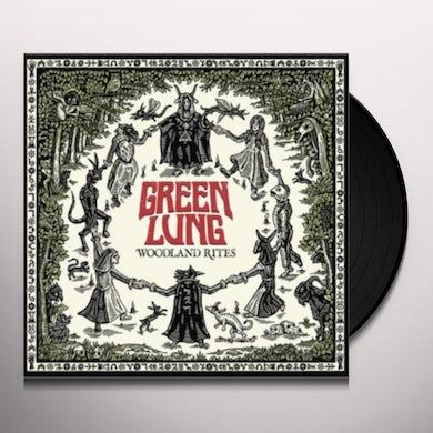 Green Lung Woodland Rites Vinyl Record