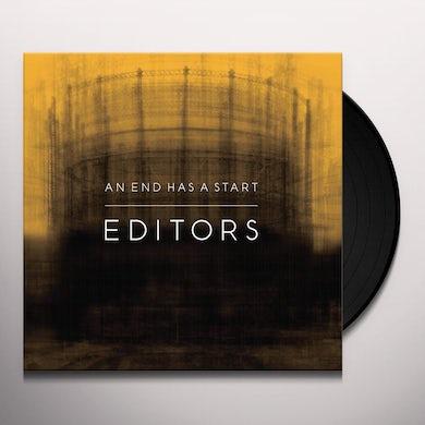 Editors An end has a star Vinyl Record