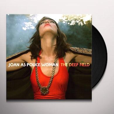 Joan As Police Woman & Benjamin Lazar Davis The deep field Vinyl Record