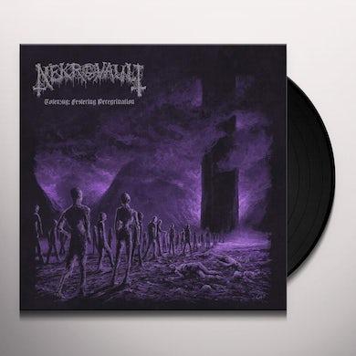 Nekrovault Totenzug: Festering Peregrination Vinyl Record