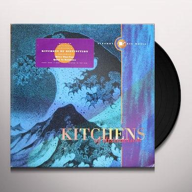 Kitchens Of Distinction Strange Free World Vinyl Record