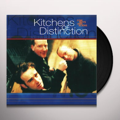 Kitchens Of Distinction Cowboys And Aliens Vinyl Record