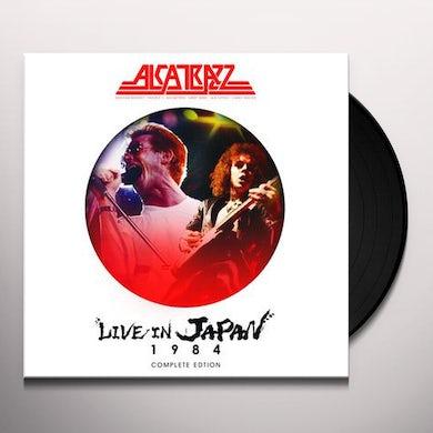 Alcatrazz Live In Japan 1984: Complete Edition Vinyl Record