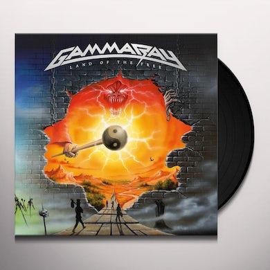 Gamma Ray Land Of The Free (Ltd. White 2 Lp) Vinyl Record