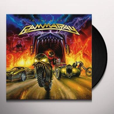 Gamma Ray To The Metal! (Ltd. Orange Lp) Vinyl Record