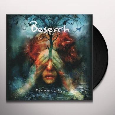 BESEECH My Darkness, Darkness Vinyl Record