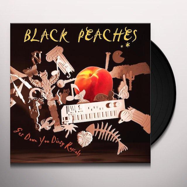 BLACK PEACHES