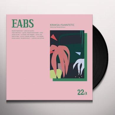 Eabs Kraksa/Svantetic Feat. Tenderlonious Vinyl Record