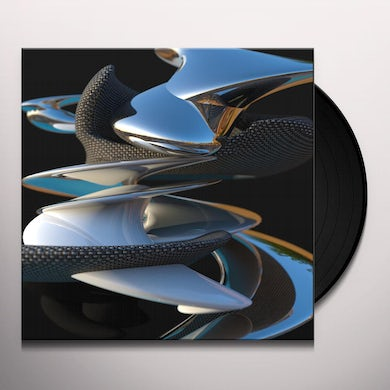 Lee Gamble In A Paraventral Scale Vinyl Record