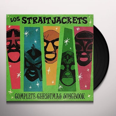 Los Straitjackets Complete christmas songbook Vinyl Record
